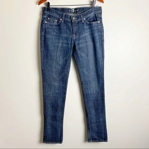 7FAM 7 For All Mankind Joyce Skinny Jeans